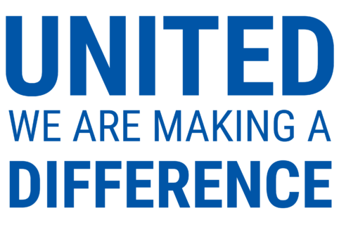 United We Are Campaign Logo